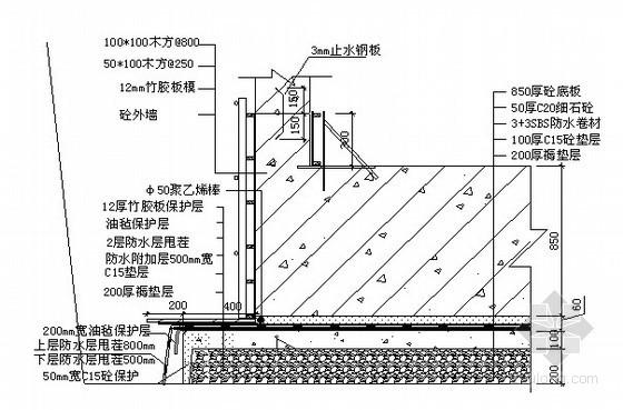 河北省某高层住宅施工组织设计(剪力墙、笩板)