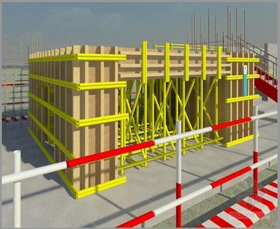 [四川]BIM技术在超高层综合体项目场地管理及外立面策划中的应用