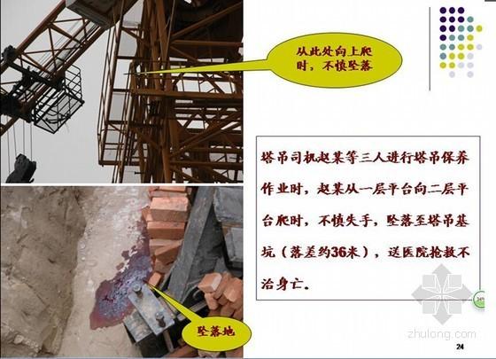 建筑工程施工安全及质量事故图文分析