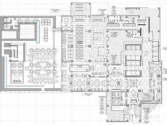 [四川]高档舒适酒店室内装修概念设计方案