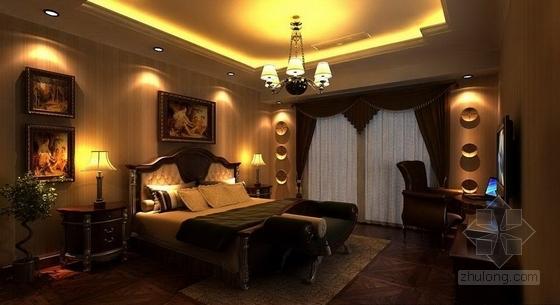 现代风格高层酒店及住宅设计方案室内效果图