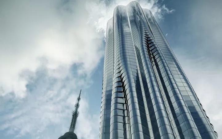 奥克兰市中心高层建筑竞赛公布!扎哈、伍兹·贝格等五家事务所入_5