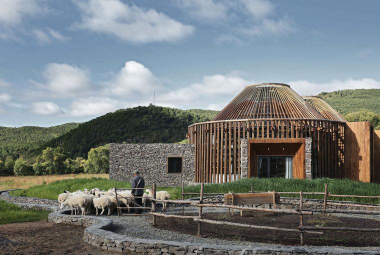 [内蒙古]木兰围场民宿建筑设计——吴彦祖&华都建筑