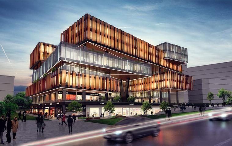 伊斯坦布尔办公大楼