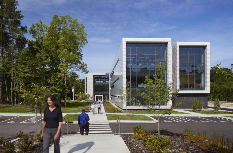 UASB生物接触氧化工艺资料下载-美国生物工艺创新中心