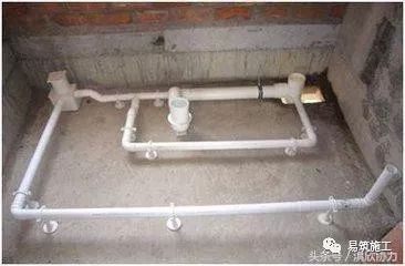 万科集团住宅卫生间降板式同层排水技术标准_12