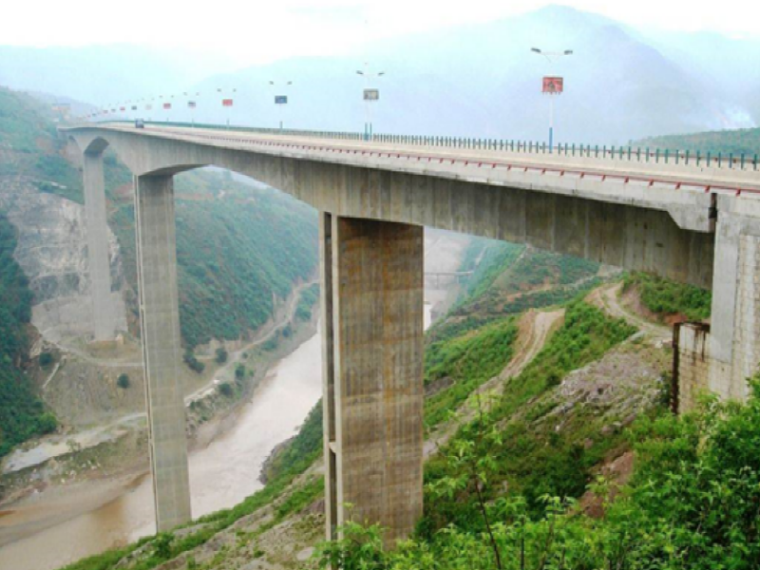 复杂山区环境高墩大跨连续刚构桥关键施工技术研究及工程应用(204页)
