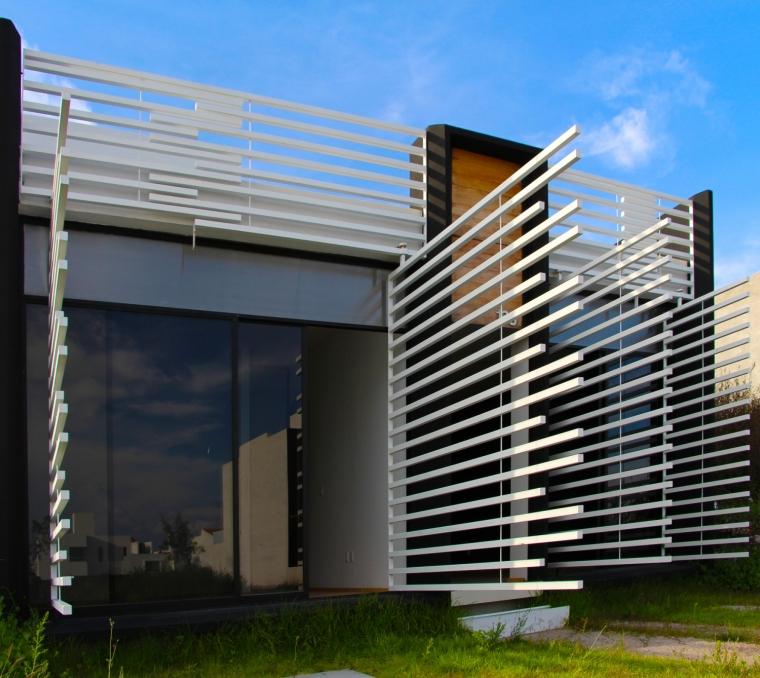 圣地亚哥社区绿色房子_5