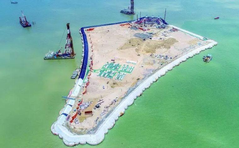 难度堪比港珠澳大桥!大湾区又一超级工程建设正酣