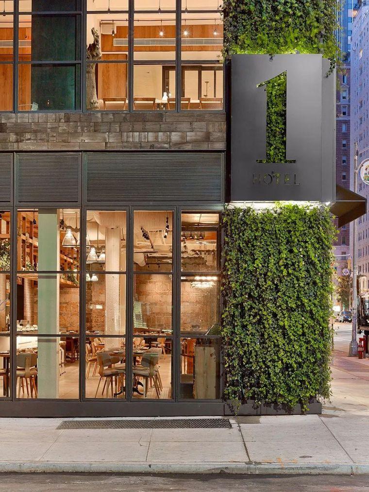 J&S分享—融合自然和原始元素的酒店