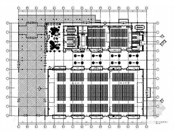 [北京]某国际会议中心室内装修图(含实景)