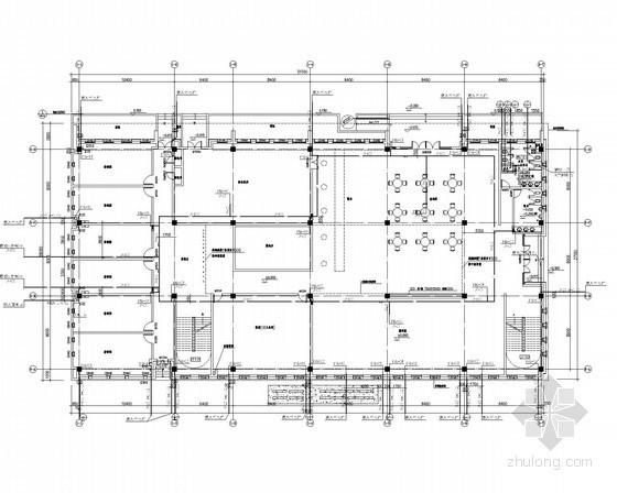 [广东]殡仪馆改造扩建给排水消防施工图(15年最新设计)