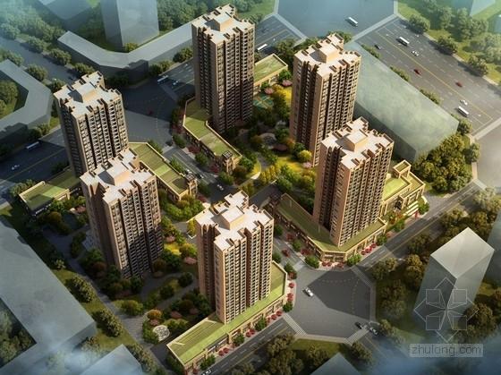 安置区住宅文本资料下载-[重庆]现代风格高层住宅安置区规划设计方案文本(含CAD)