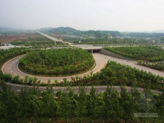 [安徽]双向四车道一级公路改建工程实施性施工组织设计129页(含桥隧交通 非常全面)