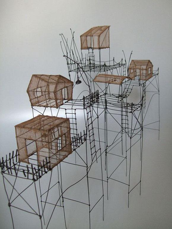 看看国外学生/建筑师的概念模型_15
