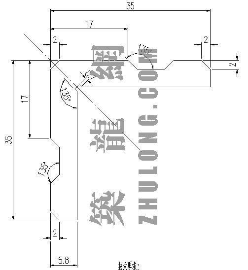 泰丰型材TF-051