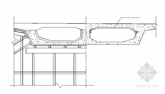 箱梁内外模结构示意图