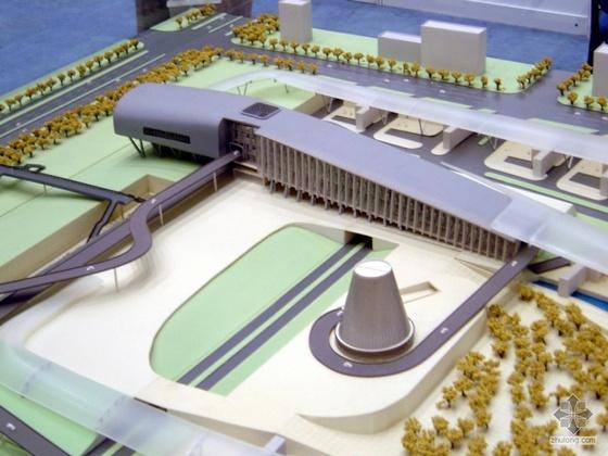 Isuzu汽车博物馆资料下载-[北京]某汽车博物馆建筑设计方案(国际竞赛)-美国
