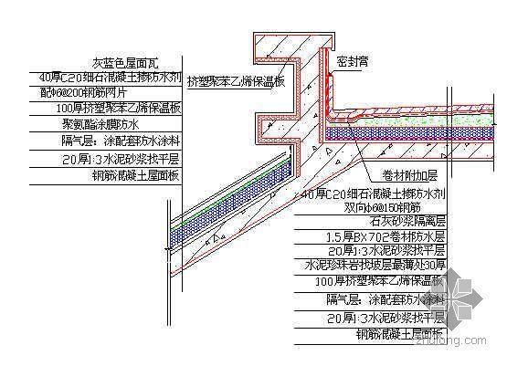 哈尔滨某工程建筑节能方案(挤塑聚苯乙烯保温 陶粒混凝土空心砌块)