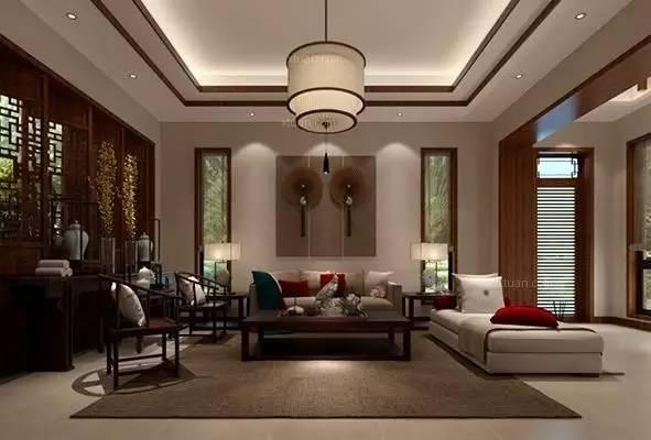在家具中中式风格软装有什么搭配技巧?