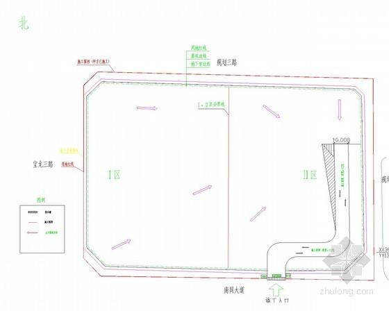 [广东]15米深基坑开挖及桩锚支护施工组织设计(投标)