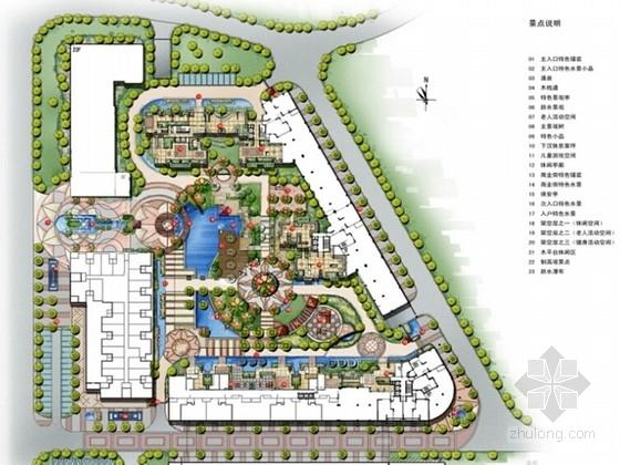 [长沙]别致庭院景观扩初设计方案