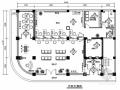 [河南]农村合作金融机构现代营业厅装修施工图(含效果)
