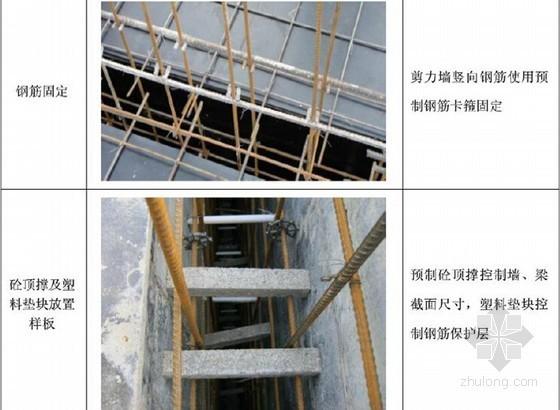 在建项目工程现场样板引路作业指导书