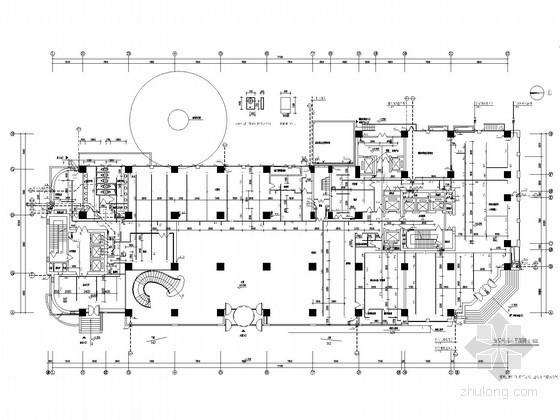 [四川]超高层酒店办公楼给排水及消防施工图设计