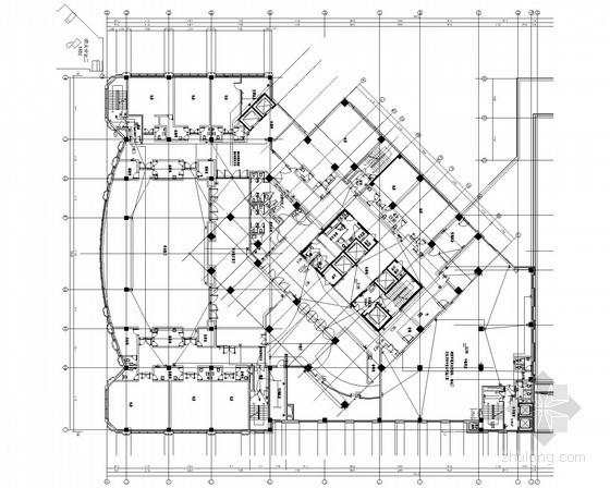 [江苏]国际大酒店电气全套施工图(甲级院设计)