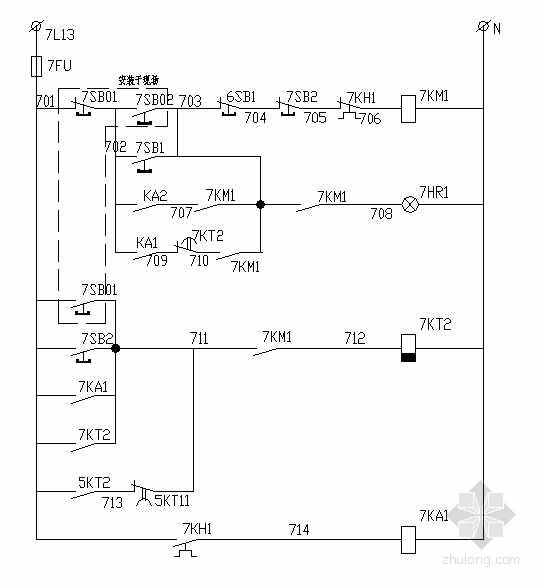 PLC在玻璃厂砂输送电气控制系统中的应用 第二章附图