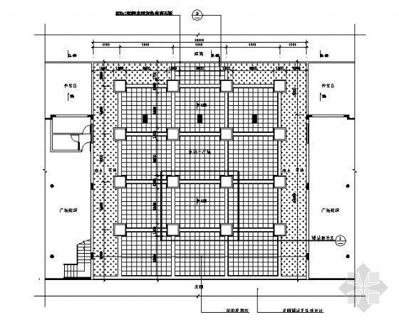 广场铺装详图3