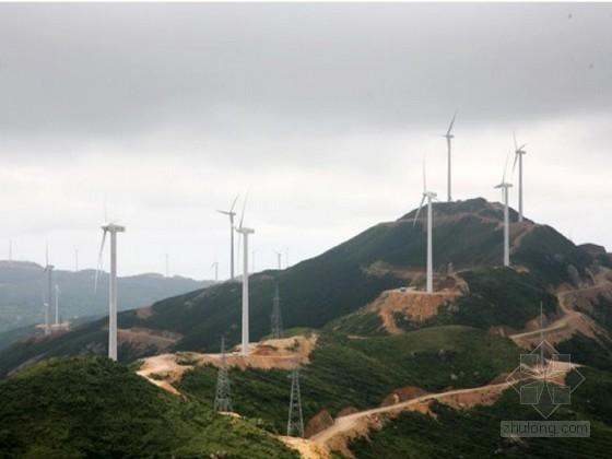 风电场道路工程专项施工方案