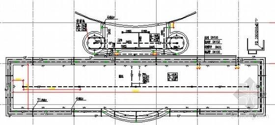 游泳池及按摩池施工图