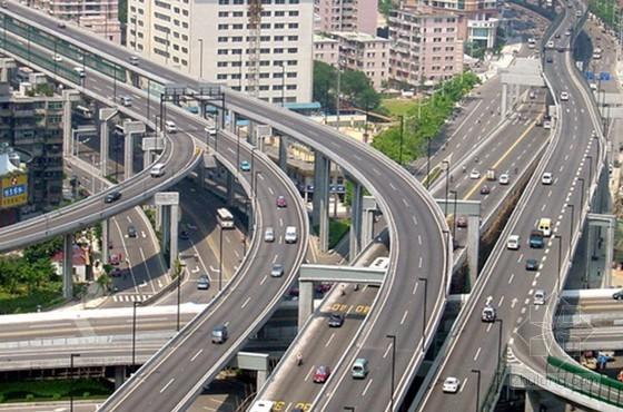 [PPT]市政道路工程构造与识图(平面线形)