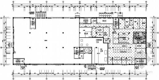 [江苏]车间净化空调系统初步设计图