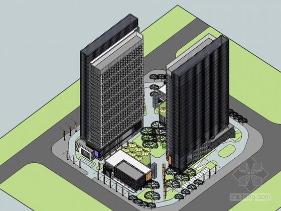 商都广场建筑