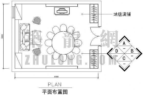 餐厅包间图10