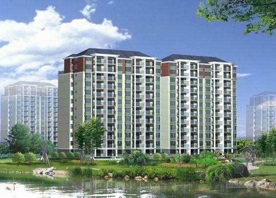 厦门29层高层住宅楼安装工程造价指标(2012.1)