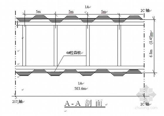 [河北]地下排水管廊拉森钢板桩施工工艺