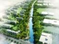 [杭州]城市唯美后花园河道整治工程景观规划设计方案