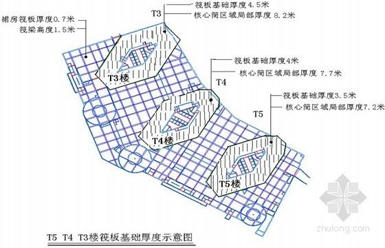 [沈阳]商业办公楼大体积混凝土施工方案