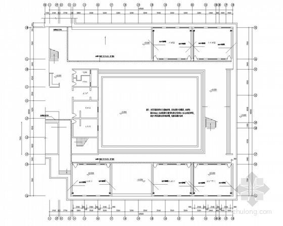 [长沙]中学校园改造设计工程电气施工图纸