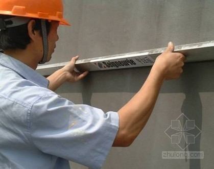 重庆某上市地产外墙保温系统及施工工艺介绍