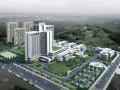 南方某大型医院规划方案及建筑设计文本