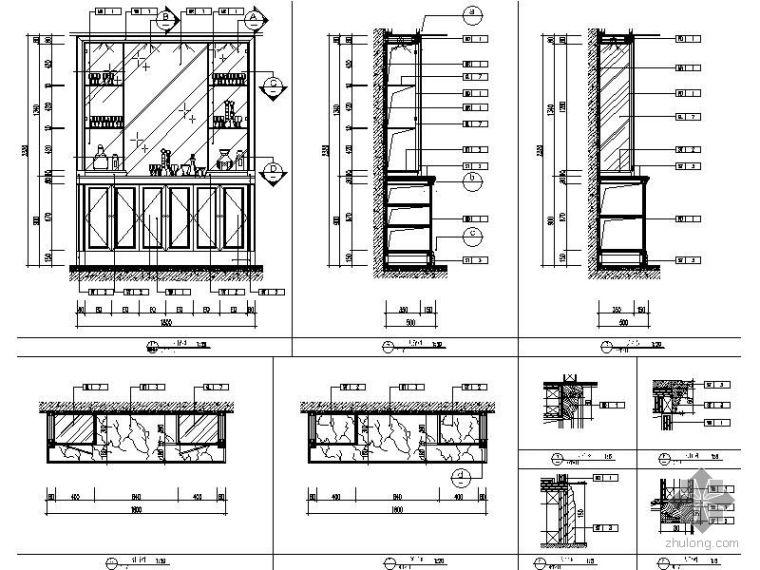 [大连]新欧式三居样板房装修图_3