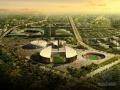 [深圳]现代风格体育中心规划及单体设计方案文本(含多媒体)