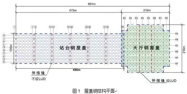 沙特麦加高铁站房钢结构加工关键技术