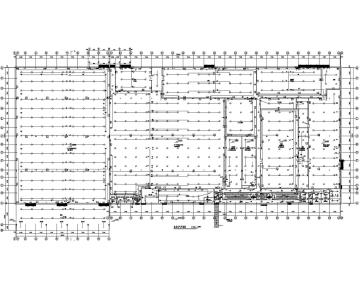 [浙江]投资公司厂区园区建筑群电气施工图(大院最新)