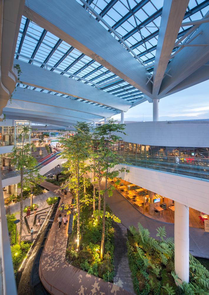 泰国Megabangna山谷购物中心实景图 (10)